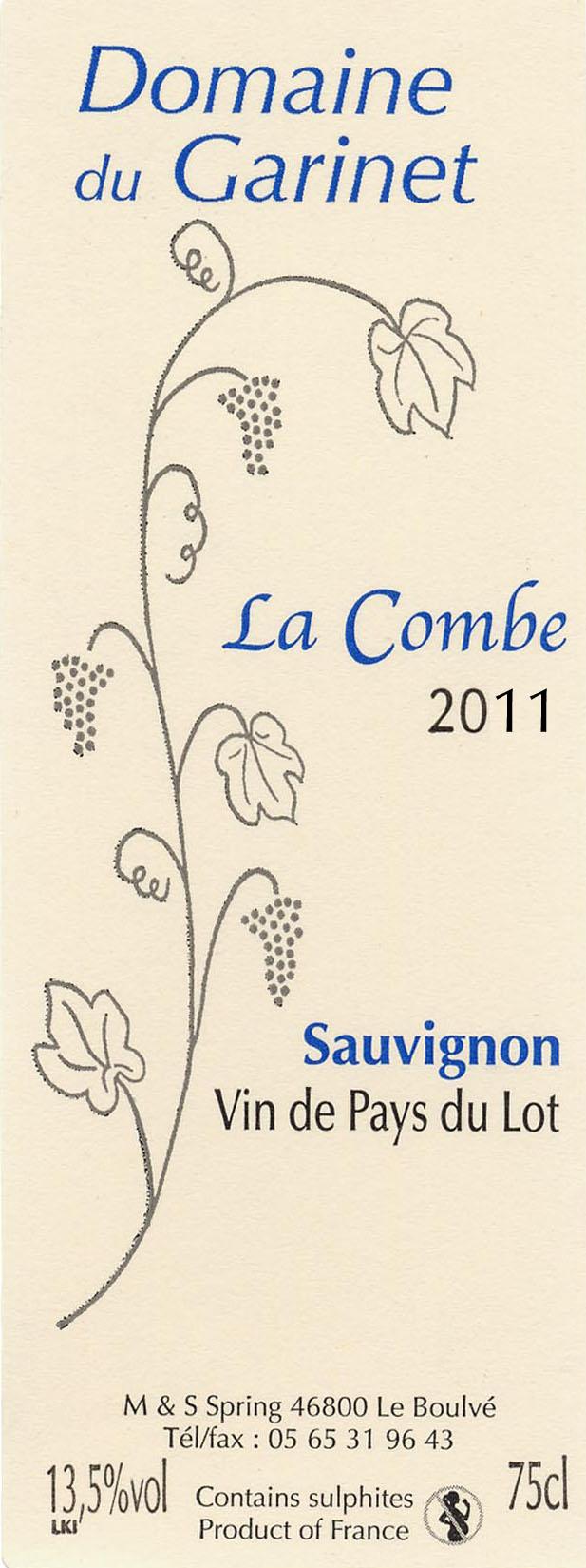 Domaine du Garinet Cahors